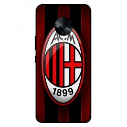 Durable AC Milan Cover For Vivo S6 5G