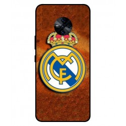 Durable Real Madrid Cover For Vivo S6 5G