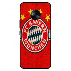 Durable Bayern De Munich Cover For Vivo S6 5G