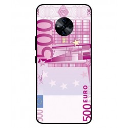 Durable 500 Euro Note Cover For Vivo S6 5G
