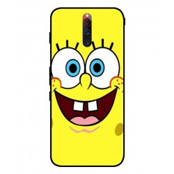 Durable SpongeBob Cover For ZTE Nubia Red Magic 5G