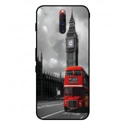 Durable London Cover For ZTE Nubia Red Magic 5G