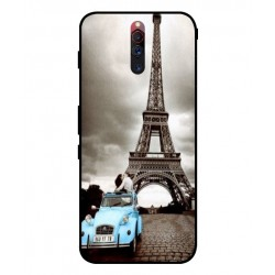 Durable Paris Eiffel Tower Cover For ZTE Nubia Red Magic 5G