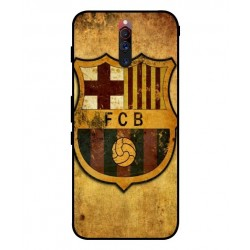 Durable FC Barcelona Cover For ZTE Nubia Red Magic 5G