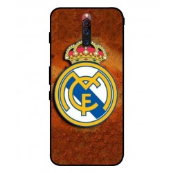 Durable Real Madrid Cover For ZTE Nubia Red Magic 5G