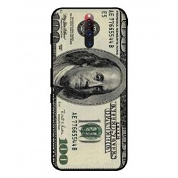 Durable 100 Dollar Note Cover For ZTE Nubia Red Magic 5G