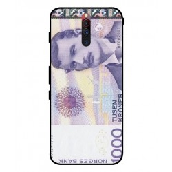 1000 Norwegian Kroner Note Cover For ZTE Nubia Red Magic 5G