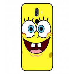 Durable SpongeBob Cover For ZTE Blade Max View