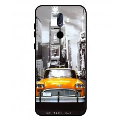 Durable New York Cover For ZTE Blade Max View