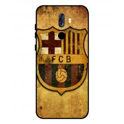 Durable FC Barcelona Cover For ZTE Blade Max View