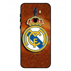 Durable Real Madrid Cover For ZTE Blade Max View