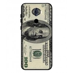 Durable 100 Dollar Note Cover For ZTE Blade Max View