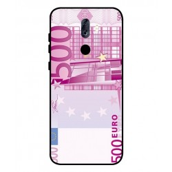 Durable 500 Euro Note Cover For ZTE Blade Max View