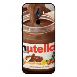Durable Nutella Cover For ZTE Blade Max View