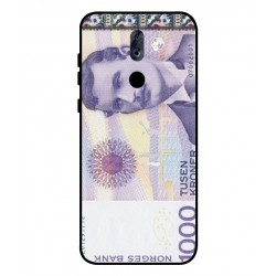 1000 Norwegian Kroner Note Cover For ZTE Blade Max View