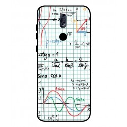 Durable Mathematics Cover For ZTE Blade Max View