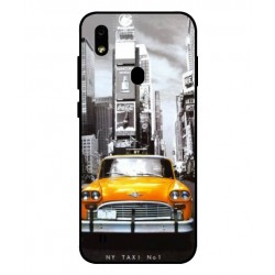 Durable New York Cover For ZTE Blade A7 Prime