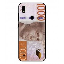 Durable 1000Kr Sweden Note Cover For ZTE Blade A7 Prime