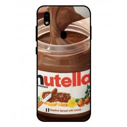 Durable Nutella Cover For ZTE Blade A7 Prime
