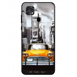 Durable New York Cover For ZTE Blade 20