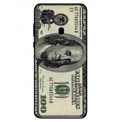 Durable 100 Dollar Note Cover For ZTE Blade 20