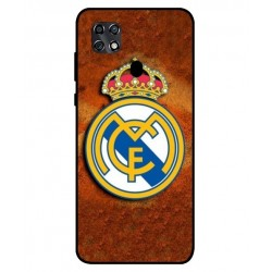 Durable Real Madrid Cover For ZTE Blade 20