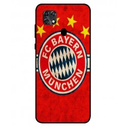 Durable Bayern De Munich Cover For ZTE Blade 20
