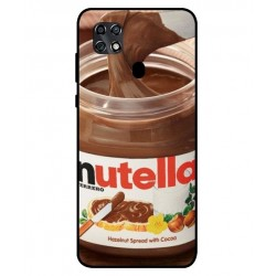 Durable Nutella Cover For ZTE Blade 20