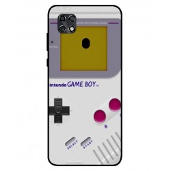 Durable GameBoy Cover For ZTE Blade 20