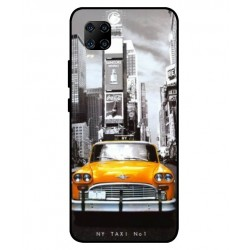 Durable New York Cover For ZTE Axon 11 5G