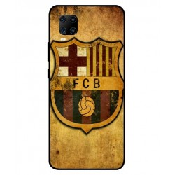 Durable FC Barcelona Cover For ZTE Axon 11 5G