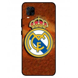Durable Real Madrid Cover For ZTE Axon 11 5G