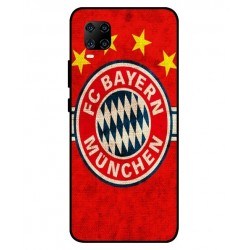 Durable Bayern De Munich Cover For ZTE Axon 11 5G