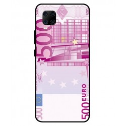 Durable 500 Euro Note Cover For ZTE Axon 11 5G