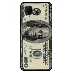 Durable 100 Dollar Note Cover For ZTE Axon 11 5G