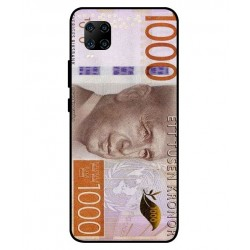 Durable 1000Kr Sweden Note Cover For ZTE Axon 11 5G