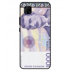 1000 Norwegian Kroner Note Cover For ZTE Axon 11 5G