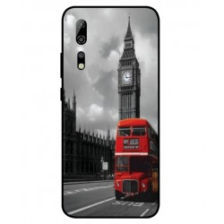 Durable London Cover For ZTE Axon 10s Pro 5G