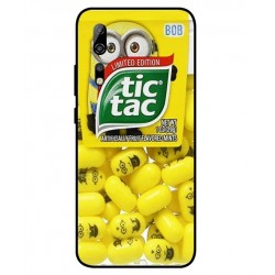 Durable TicTac Cover For ZTE Axon 10s Pro 5G