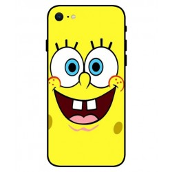Durable SpongeBob Cover For iPhone SE 2020