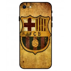 Durable FC Barcelona Cover For iPhone SE 2020