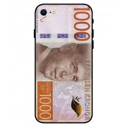 Cubierta Billete De 1000 Corona Sueca Para iPhone SE 2020