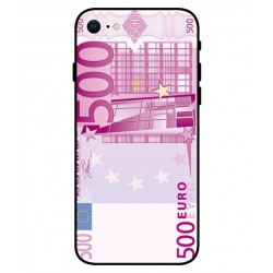 Durable 500 Euro Note Cover For iPhone SE 2020