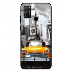 New York Cover Per Huawei Honor 9A