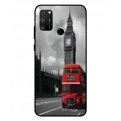London Cover Til Huawei Honor 9A