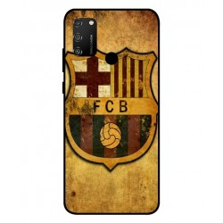 FC Barcelona Cover Til Huawei Honor 9A