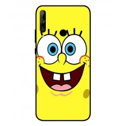 Durable SpongeBob Cover For Huawei Honor 9C