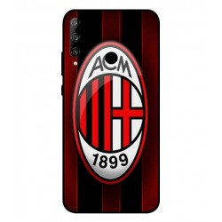 Durable AC Milan Cover For Huawei Honor 9C