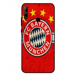 Bayern Munchen Cover Til Huawei Honor 9C