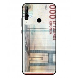 1000 Danish Kroner Note Cover For Huawei Honor 9C